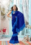 Vallabhi SunFlower  Saree ( 12 Pcs Catalog )