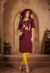 Fashion Talk Paridhii Vol-2 Rayon Kurtis ( 8 Pcs Catalog )