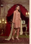 Charizma Designer Khadiza Georgette Dress Material ( 4 Pcs Catalog )
