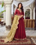 R9 Sadaf Georgette Dress Material ( 5 Pcs Catalog )