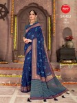 Apple Saheli Silk Saree ( 8 Pcs Catalog )