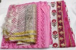 Jaipuri Cotton With Chiffon Dupatta