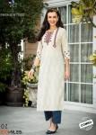 100 Miles Fashion Tree Kurti With Palazzo ( 4 Pcs Catalog )