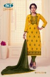NKT Shivani Gold Vol-13 Dress Material ( 6 pcs catalog )