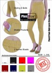 Plus Size Cotton Lycra Stretchable Pencil Pants For women ( 8 pc catalog)