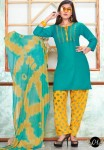 Trendy Butterfly Rayon Readymade Suit ( 6 Pcs Catalog )