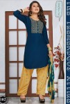 Trendy Tamaana Readymade Suits ( 6 Pcs Catalog )