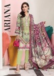 Agha Noor vol-3 Laxury Lawn Collections ( 10 pcs Catalog)