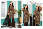 RINAZ FASHION MARYAM'S GOLD VOL-8 FOX GEORGETE EMBROIDERY DRESS MATERIAL (4).jpeg