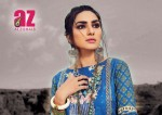 ALZOHAIB ROOHI VOL-2 LAWN COTTON PAKISTANI STYLE DRESS MATERIAL (4).jpeg