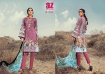 ALZOHAIB ROOHI VOL-2 LAWN COTTON PAKISTANI STYLE DRESS MATERIAL (5).jpeg