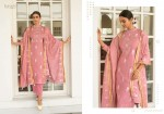 Kesar Karachi Falak Pure Lawn Cotton Khadi Print With Knot Handwork Dress Material (2).jpeg