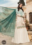 Fair Lady Maria B M Prints Vol- 2 Chiffon Dupatta Dress Material ( 8 Pcs Catalog )