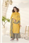 Radhika Fashion Azara The Mask Lawn Cotton Dress Material ( 8 Pcs Catalog )