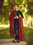 Mumtaz Arts ikkat patola Party Wear Suit ( 10 Pcs Catalog )