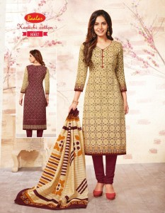 Baalar Karachi Cotton Vol-8 Dress Material  ( 10 Pcs Catalog )