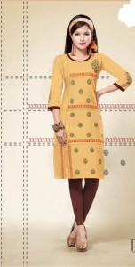 Kinti Palak Vol-3 Cotton Kurtis ( 10 Pcs Catalog )