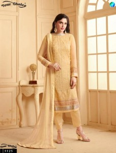 Your Choice Rajwadi Dress Material ( 5 Pc Catalog )