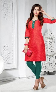 Kinti Chitra Vol-14 Cotton Kurtis ( 12 Pcs Catalog )