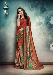 Kodas Vichitra Fancy Saree ( 8 Pcs Catalog )