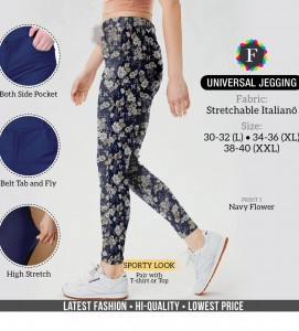 Universal Jegging Jeans Style  ( 10 Pc set )