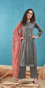 Sudriti Ambient Dress Material (12 pc catalog )