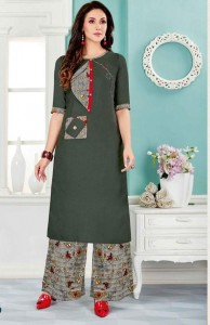 Shubh Nx Dream Plazo Vol-1 Kurti With Plazo ( 4 pcs catalog )