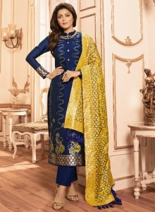 LT Nitya Vol-144 Dress Material ( 8 pc catalog )