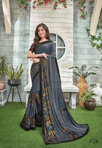 Shangrila Alisha Fancy Saree ( 8 Pcs Catalog )