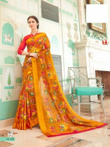 Shangrila Kanishka Cotton Saree ( 13 Pcs Catalog )