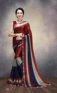 Kodas Korean Silk vol-5 Fancy Saree ( 8 Pcs Catalog )