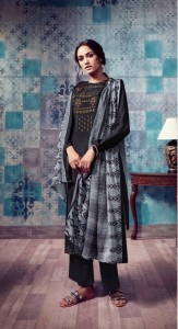 Sahiba Sheen Cotton Dress Material  (10 pc catalog)