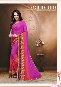 Haytee Saloni Vol-5 Saree ( 12 Pcs Catalog )