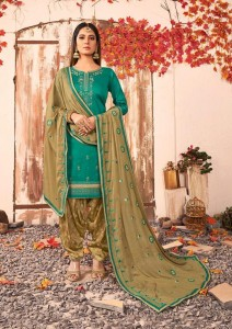 Kalarang Shagun Vol-6 Dress Material (4 pcs catalog )