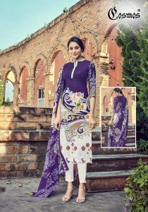 Cosmos Sadia Noor Lawn Collection Vol-3 ( 8 Pcs catalog )