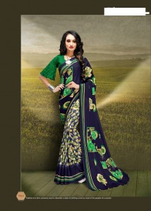 Kodas Saree Aishwariya-75 Printed Saree (14 Pcs Catalogue )