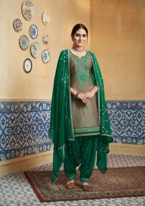 Kessi Patiala House Vol-74 Dress Material ( 8 Pcs Catalog )