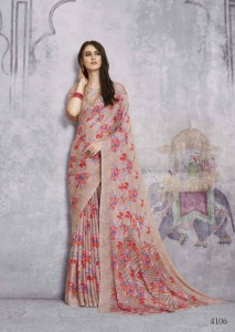 Ishika Silk Line Vol- 10 Sarees ( 14Pc Set )