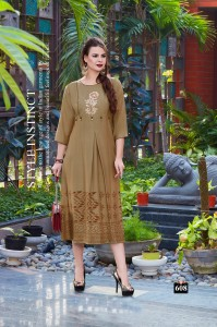 Royal Collection yamini Vol-6 Rayon Kurti ( 10 Pcs Catalog )