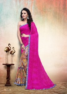 Kodas Sakshi Vol-3 Printed Saree ( 12 Pcs Catalog )