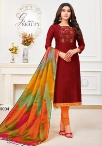 Shagun Rolex Vol-9 Dress Material ( 12 Pcs Catalog )