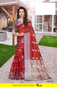 Sitka Sonikudi-1006 Saree (4 pcs catalog )