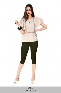 Jelite Regular Wear Capri ( 8 pc Catalog )