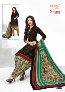 Aarvi Fashion Super Patiyala Readymade Suits ( 12 pc Catalog)