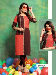 Fashion Talk Pankhudi Vol-3 Cotton  Kurti ( 8 Pcs Catalog )