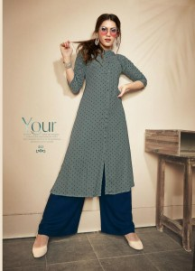 Gallberry Kalapriya Kurti With Plazo ( 10 Pcs Catalog )