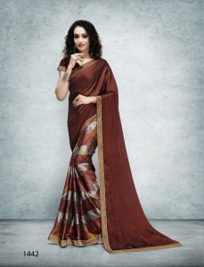 Kodas Newsic Fancy Saree ( 6 Pcs Catalog )