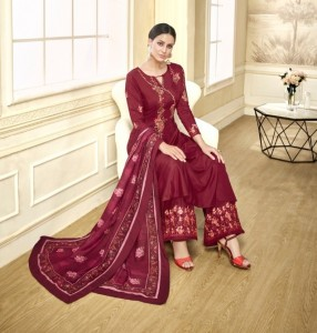 Volono Trendz Saniya Vol-1 ReadyMade Suit ( 5 Pcs Catalog )