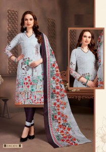 Madhav Fashion Zoya Vol-5 Karachi Special Dress Material ( 10 Pcs Catalog )