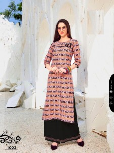 PK Lifestyle Vol-2 Rayon Kurti ( 20 Pcs Catalog )